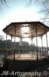 Bandstand, Chester